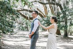 SAVANNAH WEDDINGS - Ember + Adam's Dunham Farms wedding in Georgia by Mackensey Alexander and Ivory + Beau on A Lowcountry Wedding Magazine