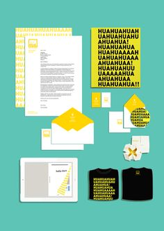 Self Identity Design Package / Tan YikHua