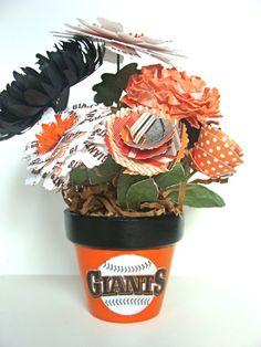 SF Giants Bouquet