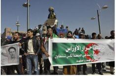 =====VOYOU=====BOUTEF=====DEGAGE=====: De centaines de personnes marchent à Batna contre ...