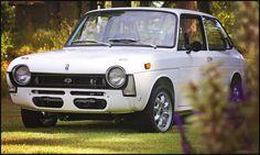 1970 Vintage Subaru FF-1 Coupe! so rare! :)