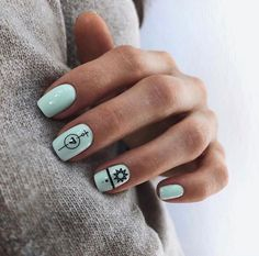 80 + Latest Nail Art Trends & Ideas to Try for Spring 2020 - Soflyme Latest Nail Designs, Latest Nail Art, Nail Art Designs, Spring Nail Trends, Spring Nails, Summer Nails, Glitter Nails, Fun Nails, Nail Printer