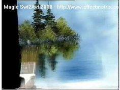 wasser spiegel malen #malen