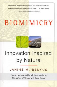 Biomimicry: Innovation Inspired by Nature | Impresoras 3D - Impresion 3D | Imprimalia 3D