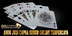 Judi Capsa Susun Online - Bermain judi capsa susun online terbaik dan terpercaya di situs qqiupoker99online sangat menarik sekali dengan deposit 10rb.