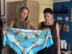 Como usar pañuelos de diferentes maneras! - YouTube