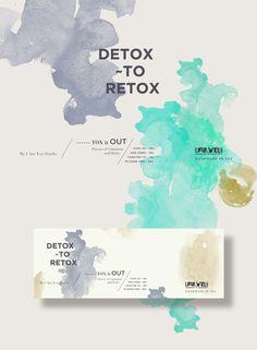 Detox to Retox. on Branding Served