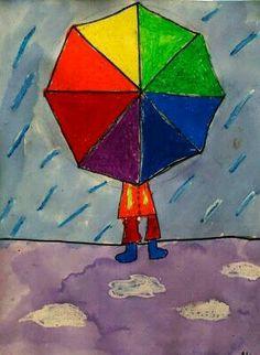 ❤ Classroom Art Projects, School Art Projects, Art Classroom, Grade 1 Art, First Grade Art, Jr Art, Ecole Art, Spring Art, Art Lessons Elementary