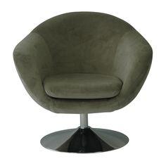 Comet Disc Base Bella Barrel Chair