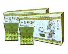 KLG Pills Herbal Obat Pembesar Penis