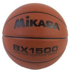 "MIKASA BX1000 Mens Basketball Ultra Grip Composite Official Size 7 Outdoor 29.5/"""
