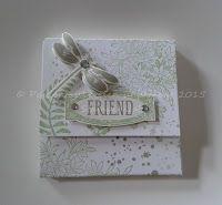 Papierzaubereien und mehr   : Guten Freunden...