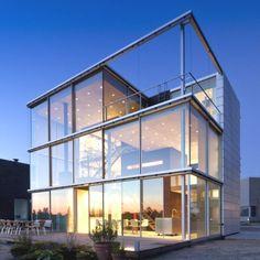 Rieteiland House, Netherlands 01