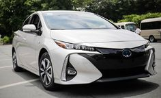 Nice Toyota Prius We drive a prototype 2017 Toyota Prius Prime, the plug-in hybrid that& more. Toyota Cars, Toyota Prius, Toyota Vehicles, Angry Car, Gmc Terrain, Advanced Driving, Drive A, Auto News, Car And Driver