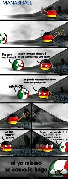 Mexico y alemania