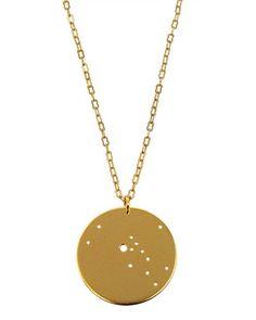 Taurus Pendant Necklace.