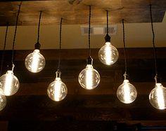 Edison Bulb Hanging Light Fixture