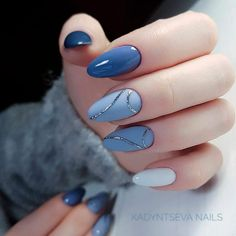 Exquisite Pastel Color Nails To Freshen Up Your Look: Light Blue Nails Designs  #pastel; #nails; #nailart; #nailedit; #naildesigns