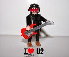 Clicks Playmobil I love U2