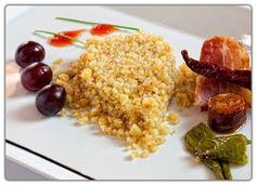 Gachamiga, plato típico de la provincia de Jaén / Gachamiga, typical dish of Jaén province