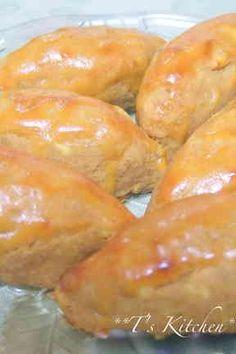 簡単なのに激うまっ❤スイートポテト Sweets Cake, Japanese Sweets, Sweets Recipes, Shrimp, Deserts, Food And Drink, Favorite Recipes, Cheese, Meat