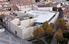 UrbA // ActU: Les bureaux de Zamora par Campo Baeza, en Espagne - Architecture