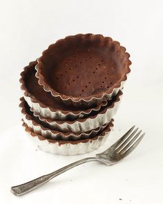 Chocolate Truffle Tartlets