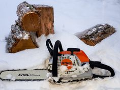 Chainsaw, Outdoor Power Equipment