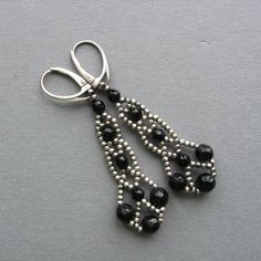 Beadwoven Treasure - Swinging Cuties | JewelryLessons.com