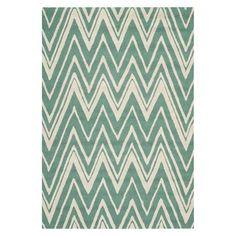 Safavieh Burton Textured WoolRug from Target. This in blue.