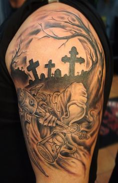 tombstone tattoos - Google Search