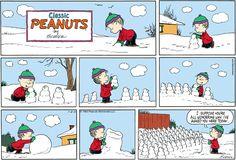 christmas comic strips, 1990's   Funny Christmas Comics   Jinglebell Junction