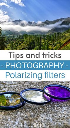 Are you a beginner in photography? Do you like photographic equipment and especially camera lens filters? In this article, I explain how to use a polarizing filter, the most useful filter in photography for me nowadays, with the ND filter. I discuss the orientation towards the sun, when to use it, the connection with the focal length or the shooting format #photographytips #photography #beginnerphotography #photography-tutorials Photography Composition Rules, Implied Photography, Photography Filters, Landscape Photography Tips, Gopro Photography, Photography Basics, Types Of Photography, Photography Courses, Photography For Beginners