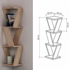 Diy Shoe Rack, Diy Wood Shelves, Bookshelves, Storage, Interior, Furniture, Design, Home Decor, Folding Furniture