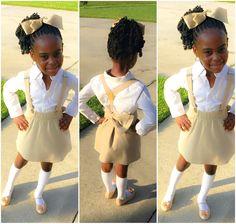 (notitle) - Sunshine - Women in Uniform Toddler School Uniforms, School Uniform Outfits, Kids Uniforms, Cute School Uniforms, School Girl Outfit, Uniform Ideas, Cute Kids Fashion, Little Girl Fashion, Toddler Fashion