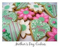 mothers day holiday-cookie-inspiration