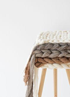DIY Felted Cushions Lebenslustiger, Wohnaccessoires, Häkeln Muster, Häkeln  Crochet, Wolldecken, Diy