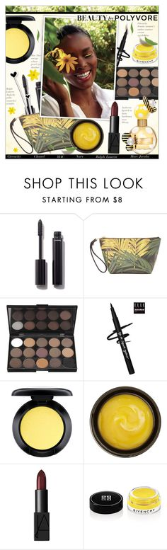"""BEAUTY  by  POLYVORE"" by alves-nogueira ❤ liked on Polyvore featuring beauty, Chanel, Lauren Ralph Lauren, MAC Cosmetics, de Mamiel, NARS Cosmetics, Givenchy and Marc Jacobs"