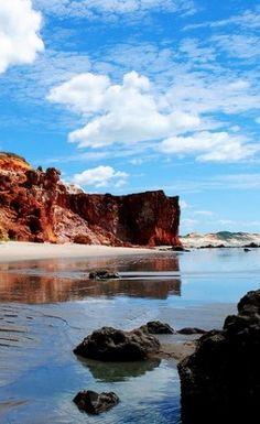 Beach of Ceara, Brazil
