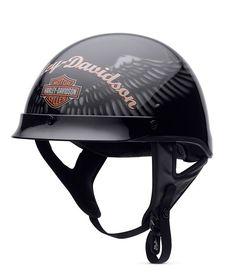 harley motorcycle helmets for women | Harley-Davidson Womens Amelia Half Helmet