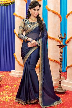 Sarees Online: Shop the latest Indian Sarees at the best price online shopping. From classic to contemporary, daily wear to party wear saree, Cbazaar has saree for every occasion. Indian Dresses Online, Indian Sarees Online, Beautiful Saree, Beautiful Outfits, Blouse Designs Catalogue, Latest Indian Saree, Latest Sarees, Bollywood Outfits, Indian Designer Sarees