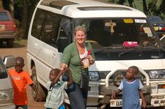 Amy Rogers, Founder of the Doingood Foundation, Seattle, WA.  Doing good in Uganda :)