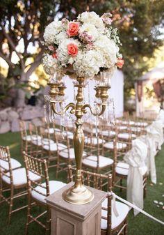 Wedding ceremony idea; Featured Photographer: Bridgette Marie Photography