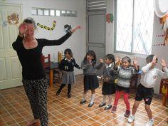 #Volunteering with #children in #Quito