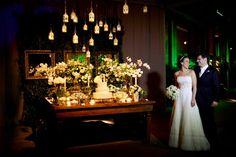 Casamento rústico-chique: Bruna & Murilo - Inesquecível Casamento