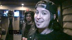 """On this episode of DTB's """"Bus Invaders"""", we take you inside the touring vehicle of the hard rock band, Escape The Fate, while on the """"Hate Me Tour""""."""