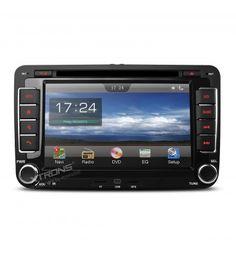"""Xtrons 7"""" HD Touch Screen DVD Player GPS Navigator Special for Volkswagen $349.99 on xtron.com here http://xtrons.com/pf710mtv-7-inch-hd-touch-screen-dvd-player-gps-navigator-special-for-volkswagen.html Supported car models: Passat (2007-2009), Passat CC (2008-2012), Golf V (2003-2012), Golf VI (2008-2012), Golf Plus (2003-2009), Golf MK5 (2003-2012), Tiguan (2007-2012). Caddy (2004-2012), Rabbit Jetta (2005-2012), EOS (2006-2012), New Polo T5 Transporter (2010-2011)."""