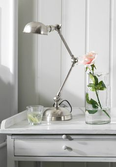 I love an angle poise in the bedroom Desk Lamp, Table Lamp, Anglepoise, Beams, Sweet Home, Indoor, Pure Products, Interior Design, Lighting