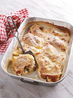 Volksfestschmankerl: sweet apple bags ›foodies magazine› … for a real love of cooking - myeasyidea sites All Recipes Lasagna, All Recipes Banana Bread, All Recipes Chili, All Recipes Chicken, Lasagna Recipe With Ricotta, Apple Recipes, Fish Recipes, Mexican Food Recipes, Baking Recipes