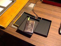 Darkroom Safe iPod! ha!